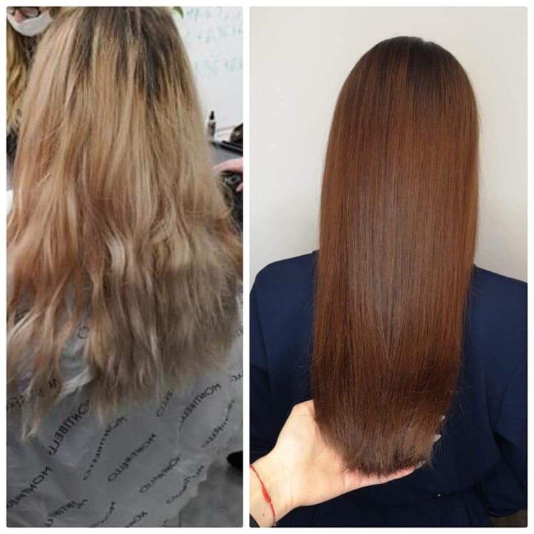 farbowanie włosów kielce